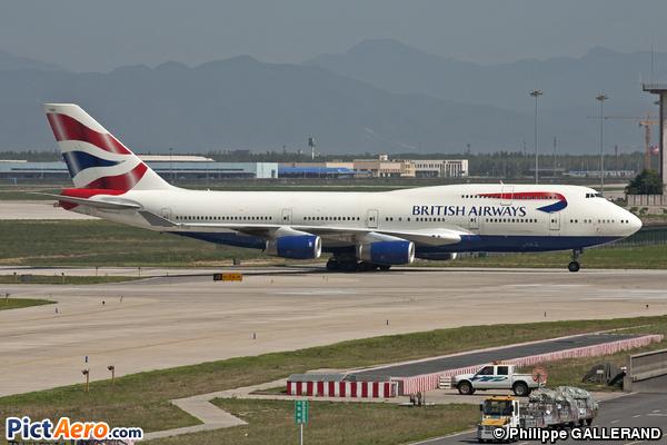 Boeing 747-436 (British Airways)