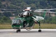 Sikorsky S-64F Skycrane (I-CFAJ)
