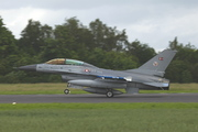Fokker F-16BM Fighting Falcon (ET-198)