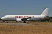 Airbus A320-211 (G-STRP)