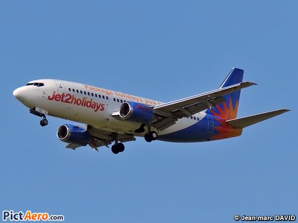 Boeing 737-33A/WL (Jet2.com)