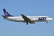 Boeing 737-4Q8 (SP-LLL)