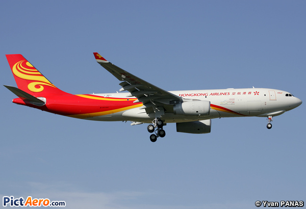 Airbus A330-243F (Hong Kong Airlines)
