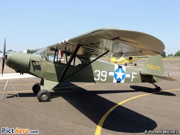 Piper PA-18-125 Super Cub (Privé)
