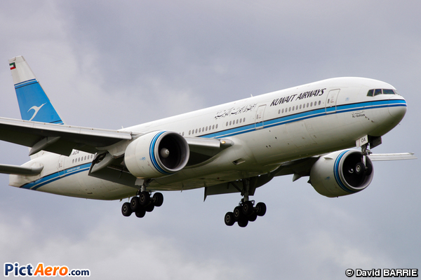 Boeing 777-269/ER (Kuwait Airways)