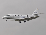 Cessna 680 Citation Sovereign (D-CLEO)