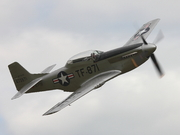 North American TF-51D Mustang (D-FTSI)