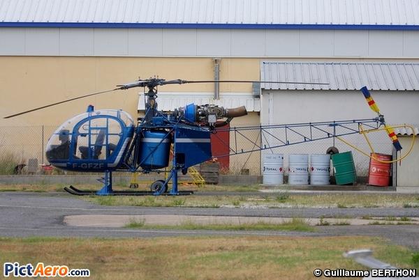 Sud Aviation SA-313B Alouette ll (Hélicoptères de France)