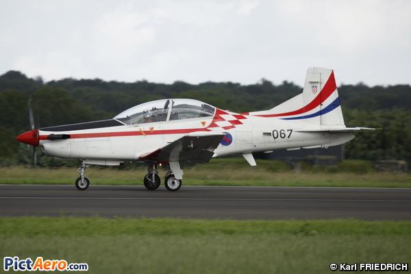 Pilatus PC-9M (Croatia - Air Force)