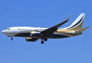Boeing 737-74Q/BBJ (TT-ABD)
