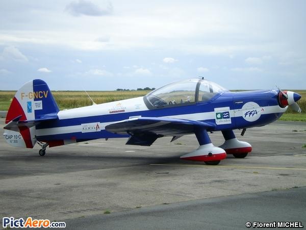 Mudry CAP 10C (Aéroclub de Caen)