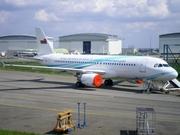 Airbus A320-214CJ (555)