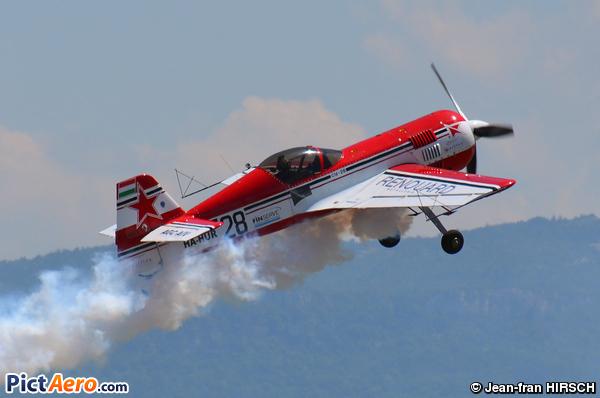 Sukhoï Su-26 (SKYBOX SARL)