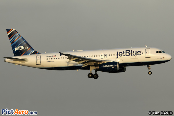 Airbus A320-232 (JetBlue Airways)