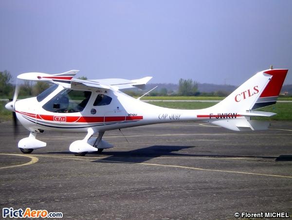 Flight Design CTLS-ELA (Private)
