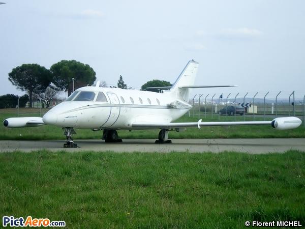 Aérospatiale SN-601 Corvette 100 (Trimeta)