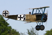 Fokker DR-1 Triplane (Replica) (G-CDXR)