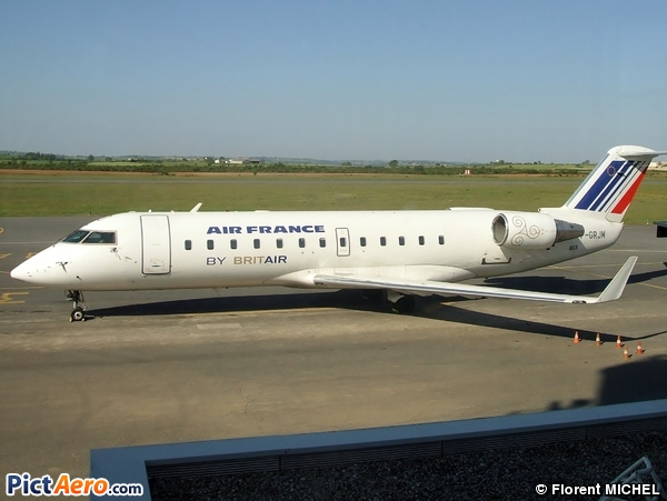 Bombardier CRJ-100ER (Brit Air)