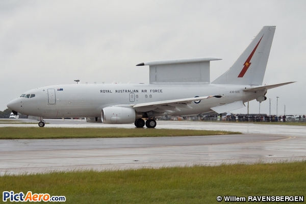 Boeing 737-7ES AEW&C (Australia - Royal Australian Air Force (RAAF))