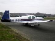 Mooney M-20E (N51740)