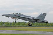 Boeing F/A-18F Super Hornet (NJ-135)
