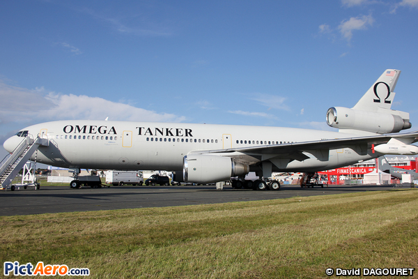 McDonnell Douglas DC-10-40 (Omega Air)