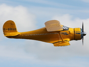 Beech D17S Staggerwing (G-BRVE)