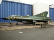 Saab J-35A Draken (36)