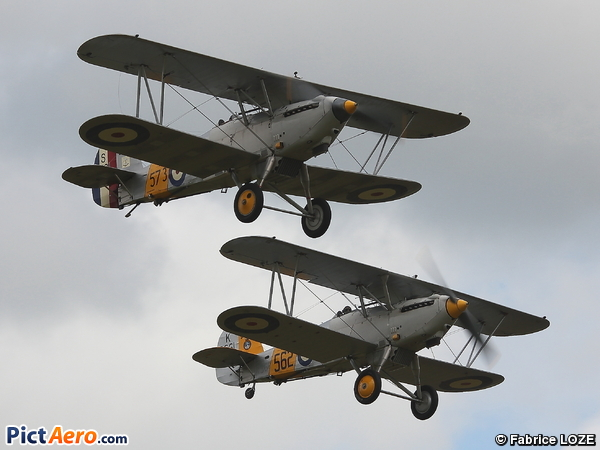 Hawker Nimrod Mk1 (The Fighter Collection)