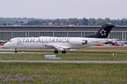 Fokker 100 (F-28-0100) (D-AFKA)