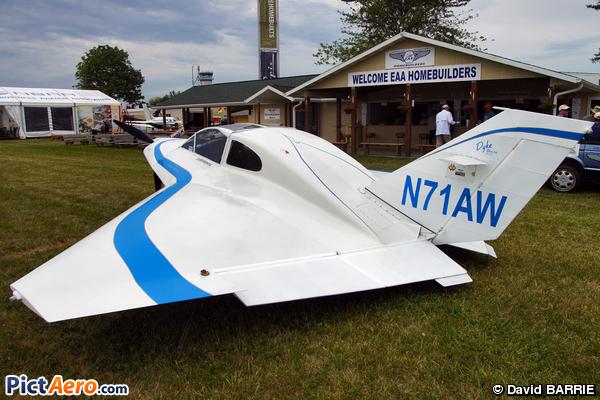 Dyke JD-2 Delta (WHITE Alan)