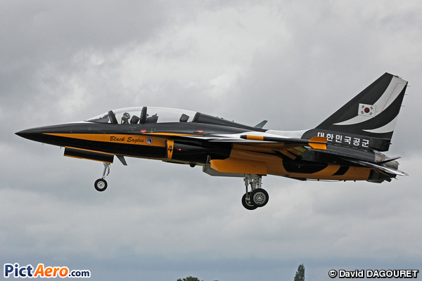 Korea Aerospace T-50B Golden Eagle  (South Korea - Air Force)