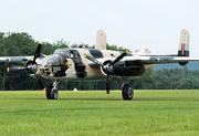 North American B-25J Mitchell (HB-RDE)