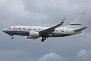 Boeing 737-74Q/BBJ (N737CC)