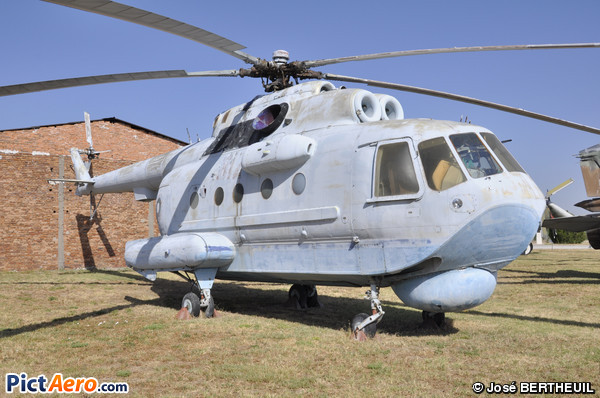 Mil Mi-14PL (Musée de l'aviation de Krumovo/Plovdiv)