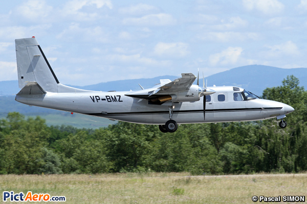 Gulfstream Aerospace 690D Jetprod 900 (Aviatica Trading Company)