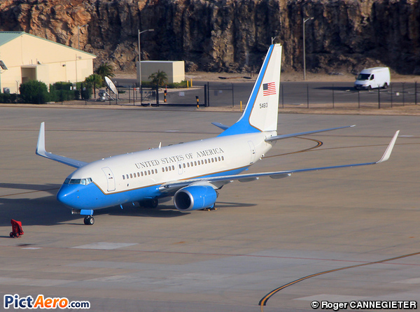 Boeing 737-7DM (United States - US Air Force (USAF))