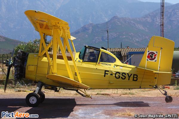 Grumman G-164B (Midair)