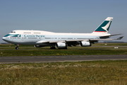 Boeing 747-467 (B-HOW)