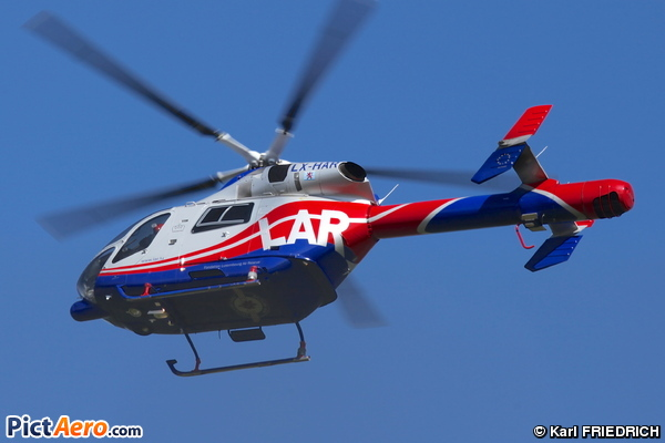 MD Helicopters MD-902 Explorer (Fondation Luxembourg Air Rescue)