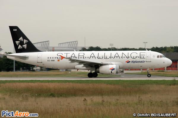 Airbus A320-232 (Spanair)