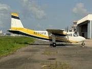 Britten-Norman BN-2B-26 Islander (N203PR)