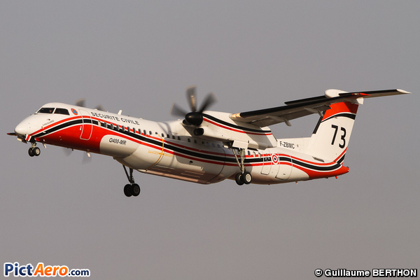 De Havilland Canada DHC-8-402Q/MR Dash 8 (France - Sécurité Civile)