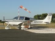 Cirrus  SR-22 GTSX G3 (N849SR)