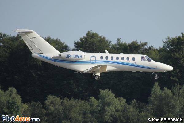 Cessna 525B Citation CJ3 (Aero Charter Ukraine)
