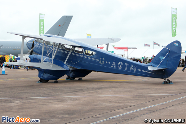 De Havilland DH-89A Dragon Rapide 6 (Private / Privé)