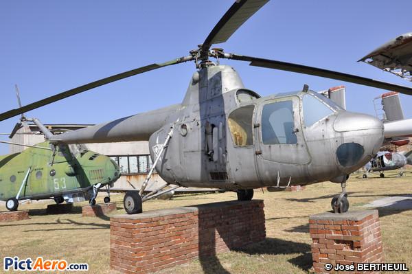 Mil Mi-1 (Musée de l'aviation de Krumovo/Plovdiv)