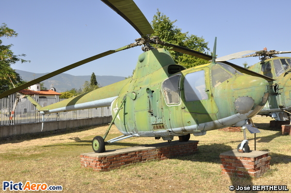 Mil Mi-1 (Musée de l'aviation de Krumovo/Plovdiv)