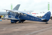 De Havilland DH-89A Dragon Rapide 6 (G-AGTM)