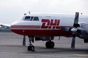 Convair 580F (OO-DHD)